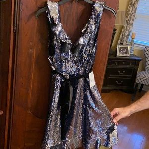 Sequin dress adorable! New with tags